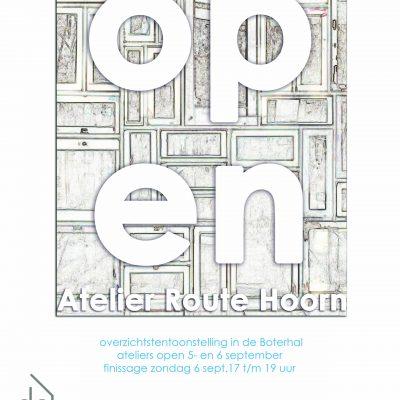 Open atelier route Hoorn 2015
